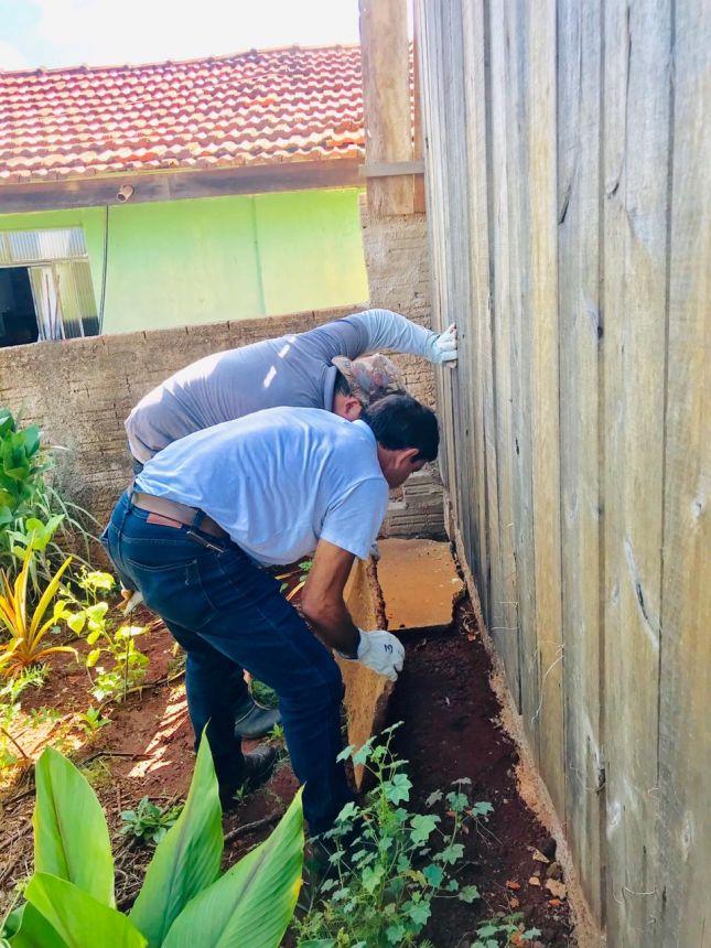 REGIONAL DE SAÚDE CAPACITA ACES E ACS PARA MANEJO AMBIENTAL DE ESCORPIÕES