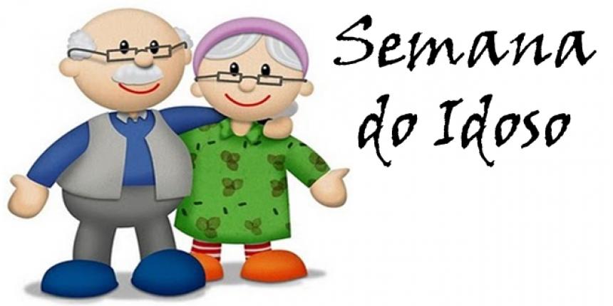 DEPARTAMENTO DE ASSISTÊNCIA SOCIAL PROMOVE SEMANA DO IDOSO