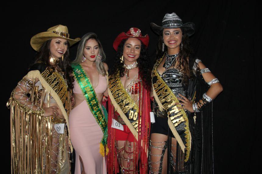 JOAQUIM TÁVORA ELEGE RAINHA,PRINCESA E MISS SIMPATIA  DO RODEIO TAVORENSE 2017