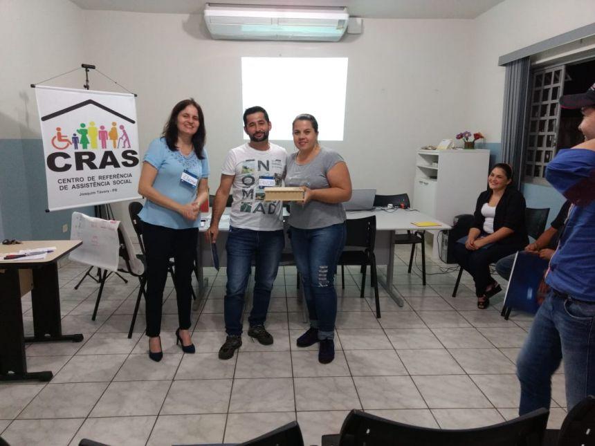 JOAQUIM TÁVORA REALIZA OFICINA SOBRE COMPRAS GOVERNAMENTAIS
