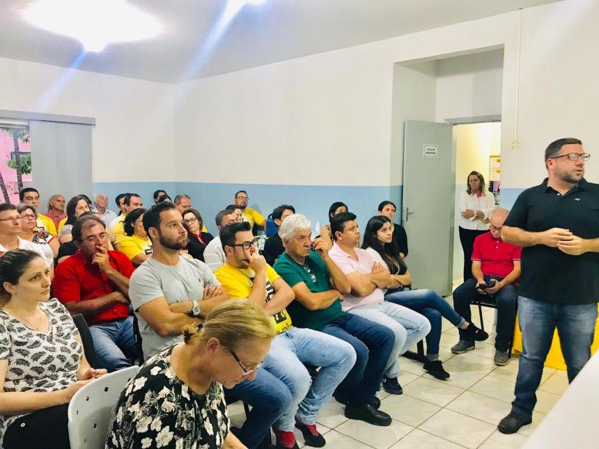 REUNIÃO DE SENSIBILIZAÇÃO E OPORTUNIDADES DO TURISMO REÚNE TAVORENSES