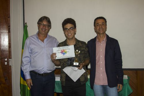 CONCURSO DE POESIA PREMIA VENCEDORES EM JOAQUIM TÁVORA