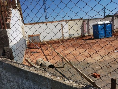 Reforma do Estádio Municipal Tenente Ubirajara de Souza