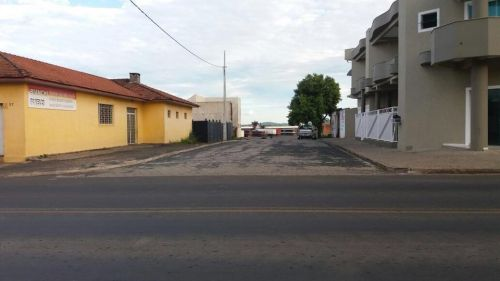 Calçamento com Lajotas Sextavadas, Rua Sete de Setembro