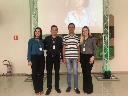 SECRETÁRIO DE CULTURA REALIZA PALESTRA EM ANIVERSÁRIO DE COOPERATIVA DE CRÉDITO
