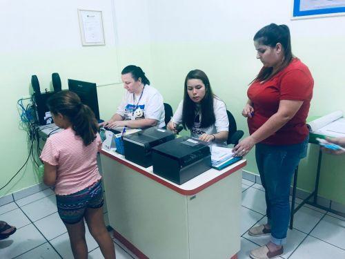 DIA D DE VACINAÇÃO CONTRA A GRIPE É SUCESSO EM JOAQUIM TÁVORA