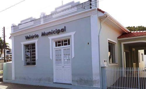 Reforma do Velório Municipal