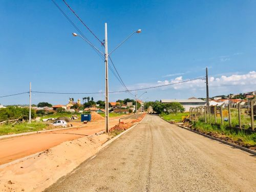 Pavimentação Asfaltica Prolongamento da Avenida Senador Souza Naves