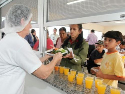 JOAQUIM TÁVORA É BENEFICIADA COM PROGRAMA COZINHA COMUNITÁRIA