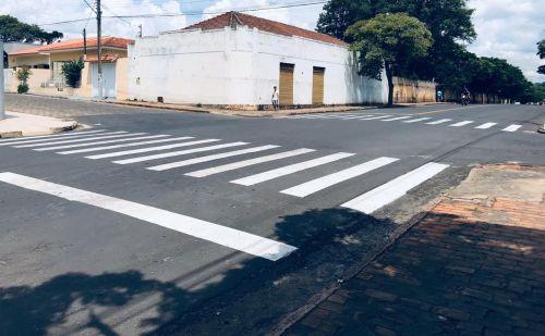 Sinalização Viaria Ruas e Avenidas