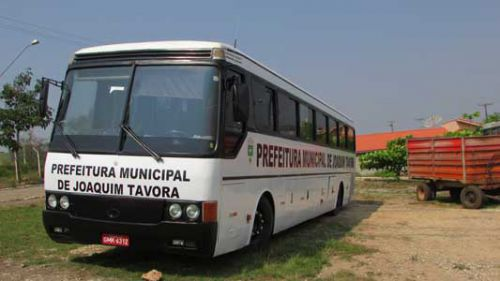 A prefeitura municipal de Joaquim Távora ge