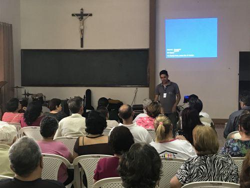ESTRATÉGIA  SAÚDE DA FAMÍLIA REALIZA PRIMEIRA REUNIÃO DE HIPERTENSOS E DIABÉTICOS DO ANO