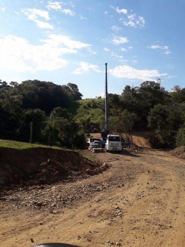 Recuperação, Readequação e Construção de Ponte da Estrada Rural do Bairro Pedreira