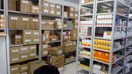 Nova Farmácia Posto de Saúde Central
