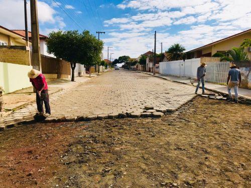 Recuperação de Vias Urbanas