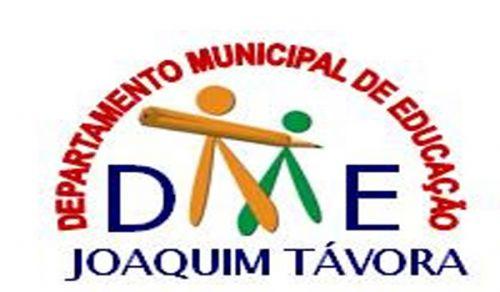 O Departamento Municipal de Educação