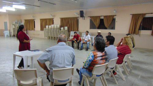 Secretaria de Ação Social inicia projeto GAMA em Imbaú