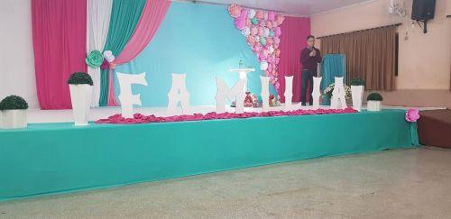 1º Encontro em Comemoração à Semana da Família