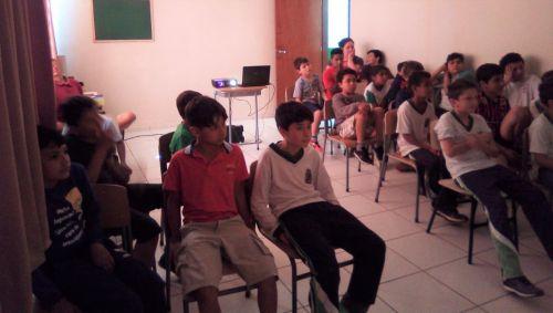 Atividades no SCFV e Centro de Convivência do Idoso