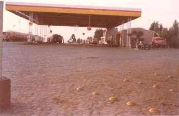 Posto Imbaú, março de 1979