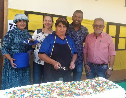 Escolas da Rede Municipal promovem festa em homenagem ao dia das crianças
