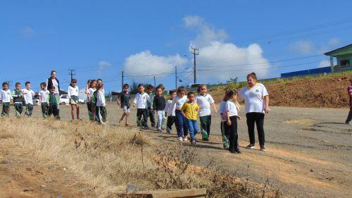Projeto BuZum! visita escolas de Imbaú