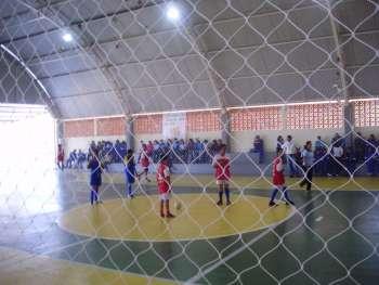 Inauguração da Quadra Poliesportiva  Valdeci Antunes da APAE - Imbaú