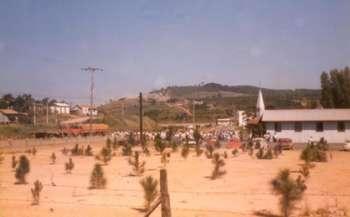 Capela São José, Distrito de Imbaú década de 80