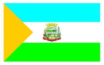 Bandeira Municipal de Imbaú - Desenhado por Heraldista e Vexilologo Reginaldo Valaseki