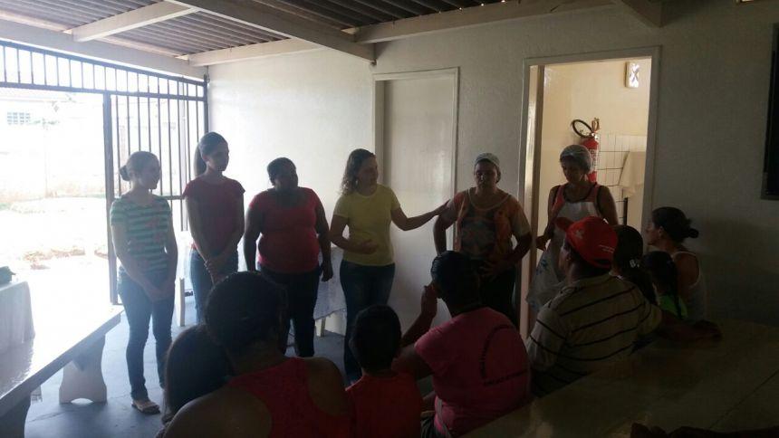 RETOMADA DAS ATIVIDADES NO SCFV - SERVIÇO DE CONVIVÊNCIA E FORTALECIMENTO DE VÍNCULOS