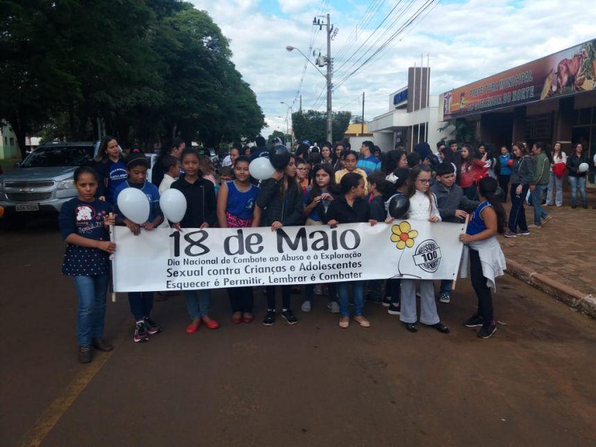 18 DE MAIO DIA NACIONAL DE COMBATE A EXPLORAÇÃO ABUSO SEXUAL DE CRIANÇAS