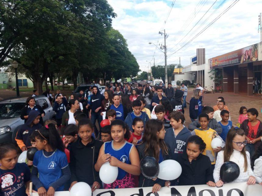 18 DE MAIO DIA NACIONAL DE COMBATE AO ABUSO  E A EXPLORAÇÃO SEXUAL CONTRA CRIANÇAS E ADOLESCENTES