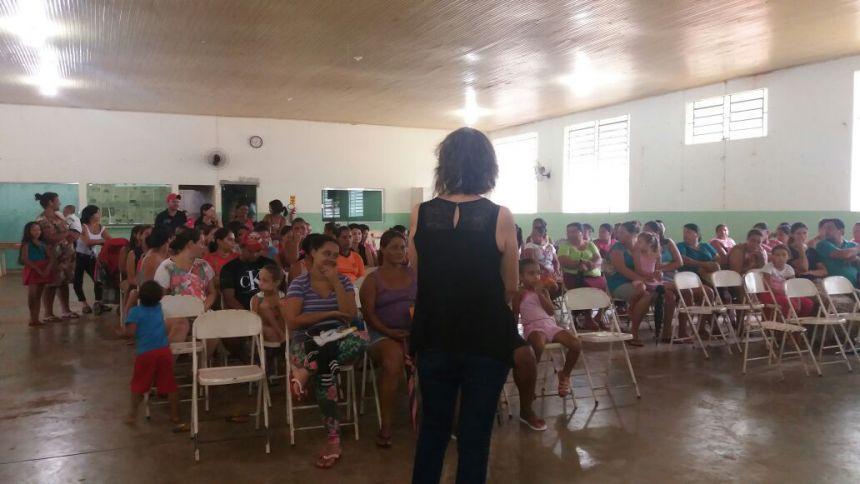 CRAS ABRE  MATRÍCULAS E REMATRÍCULAS PARA O SERVIÇO DE CONVIVÊNCIA DE FORTALECIMENTO DE VINCULOS - SCFV