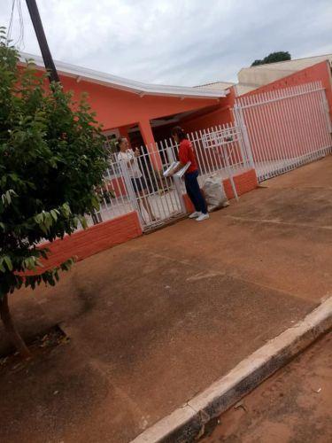 PREFEITURA DE QUERÊNCIA INICIA A ENTREGA DE CALENDÁRIOS ECOLÓGICOS