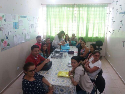 REUNIÃO PEDAGÓGICA NAS ESCOLAS MUNICIPAIS E CENTRO MUNICIPAL DE EDUCAÇÃO INFANTIL