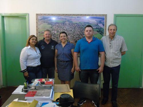 Chefe da SubSede da Paraná Esporte de Paranavaí Jorge Casa Grande, convida para participar da reunião com secretários, gestores e dirigentes do esporte municipal da Sub Sede de Paranavaí