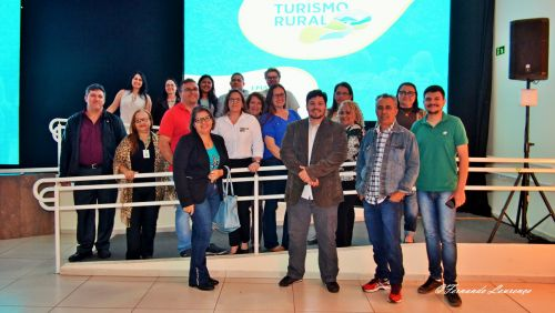 troca de experiência de municípios Bonito MS, Itaguaje -PR, Maringá e outros