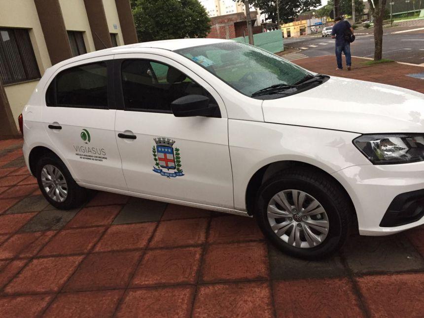 Prefeitura adquire mais um veículo para o VigiaSUS