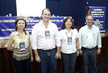 X Conferência Municipal de Saúde de São Jorge do Ivaí - PR