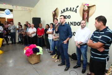 Reforma do Centro Comunário e Educacional Paulo Volpe