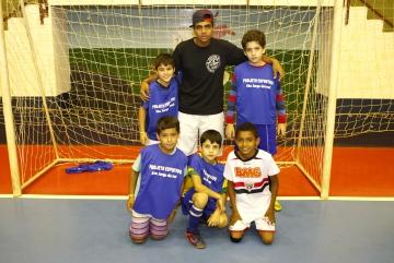 Torneio Municipal de Futsal 2014