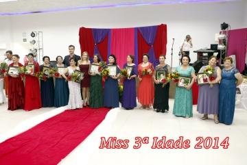 Miss 3ª Idade