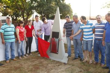 Inauguração ATI - Km 14
