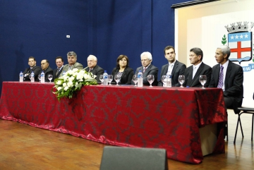 Entrega de Título Cidadão Honorário de São Jorge do Ivaí (Durval Amaral).