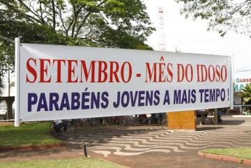 Comemoração Mês do Idoso