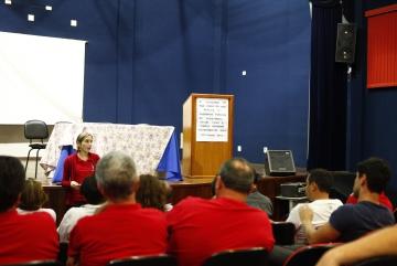 Audiência Pública da Assistência Social - FMAS e FMDCA (Segundo Quadrimestre de 2014).