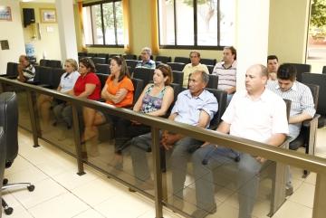 Audiência Pública referente ao Terceiro Quadrimestre de 2013.