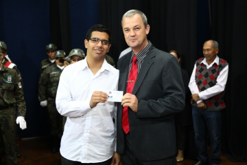 Entrega CDI São Jorge do Ivaí