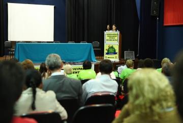 1ª Conferência Municipal de Segurança Alimentar e Nutricional de São jorge do Ivaí