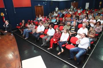 Conferência Municipal de Saúde (Direitos e Deveres dos Usuários do SUS)